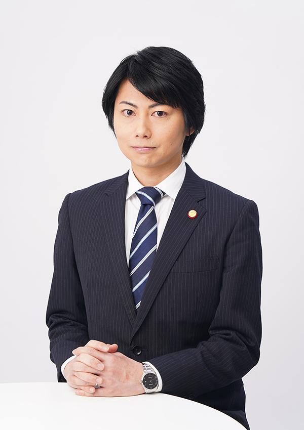 代表弁理士 伊藤 和真(いとう かずま)